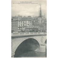 Paris - Le Pont Saint-Michel
