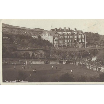 Carte Photo de Queenwood Ladies' College