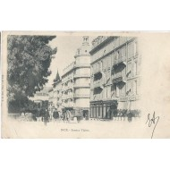 Nice - Avenue Thiers vers 1900