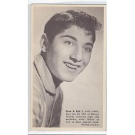 PAUL ANKA Born July 30,1941 at Ottawa Canada