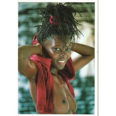 Photo de UWE OMER Dakar Sénégal Black Ladies 1986