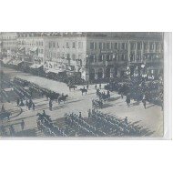Carte Photo Jean Gilletta - Revue Militaire Place Masséna