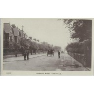London Road,Coalville carte photo