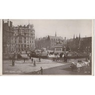 City square ,leeds (carte photo)