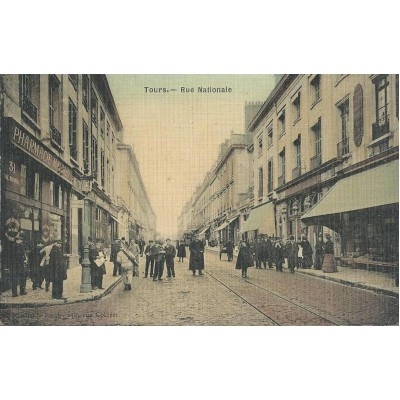 Tours - Rue Nationale