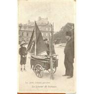 Les petits métiers parisiens - Le Loueur de bateaux