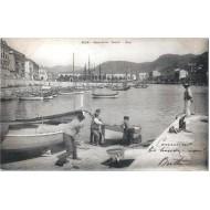 Nice - le Port Quai de la Santé