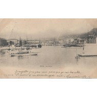 Nice - le Port 1900