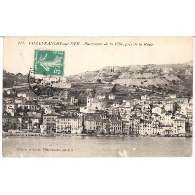 Villefranche Vue Generale  (Edition Arnault Villefranche)
