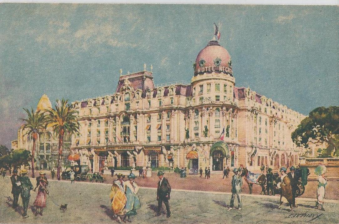 Hôtel Negresco 37,Promenade des Anglais Nice